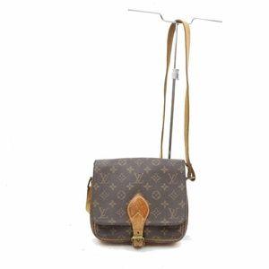 Auth Louis Vuitton Cartouchiere Mm Bag #927L15